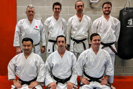 Karate-Zwevegem-Shotokan-Zwarte-Gordels