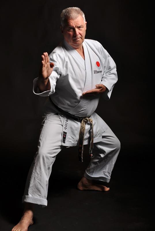 Karate-Zwevegem-Hoofdtrainer